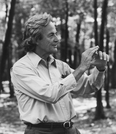 リチャード・フィリップス・ファインマン