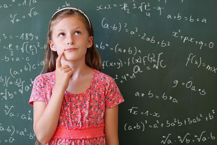 数学女性 6