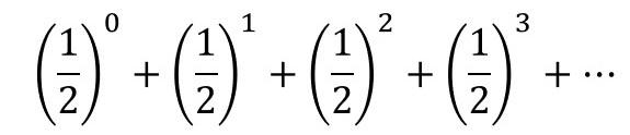 無限等比級数 2