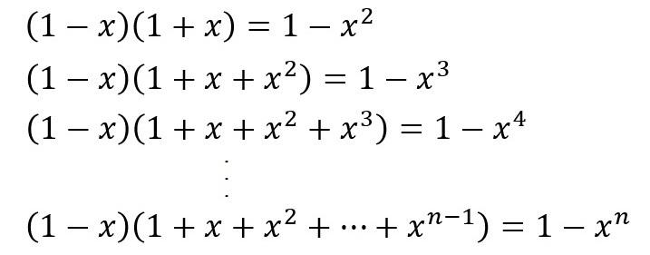 無限等比級数 6