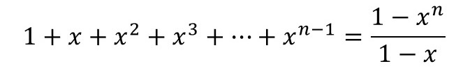 無限等比級数 7