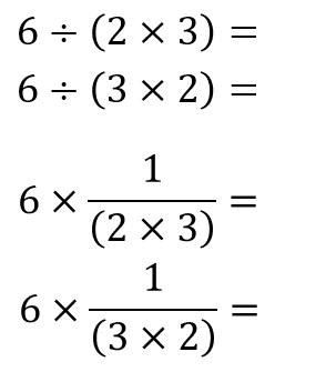 6÷2×3 31