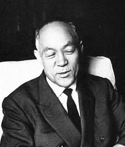 横田喜三郎