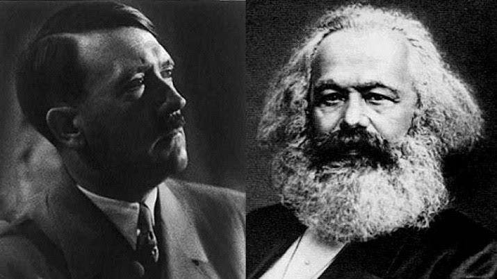 ヒトラーとマルクス