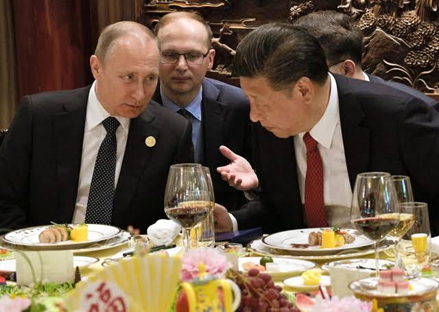 プーチン 習近平