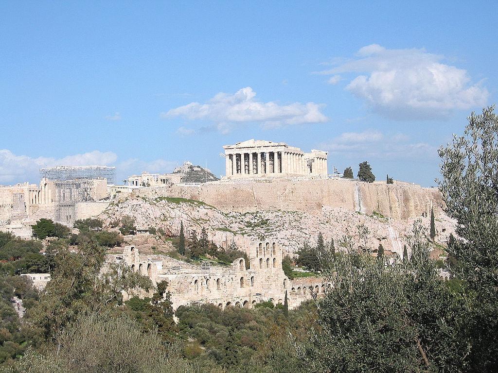 アテナイのアクロポリス
