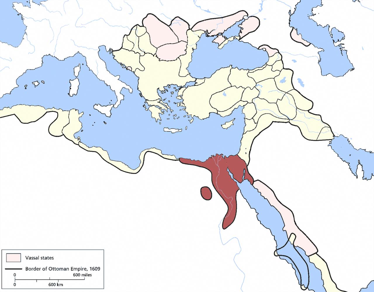 1609年のエジプト・エヤレト