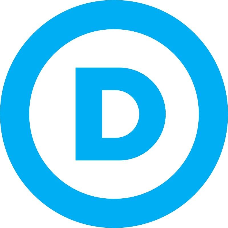 民主党(アメリカ)ロゴ
