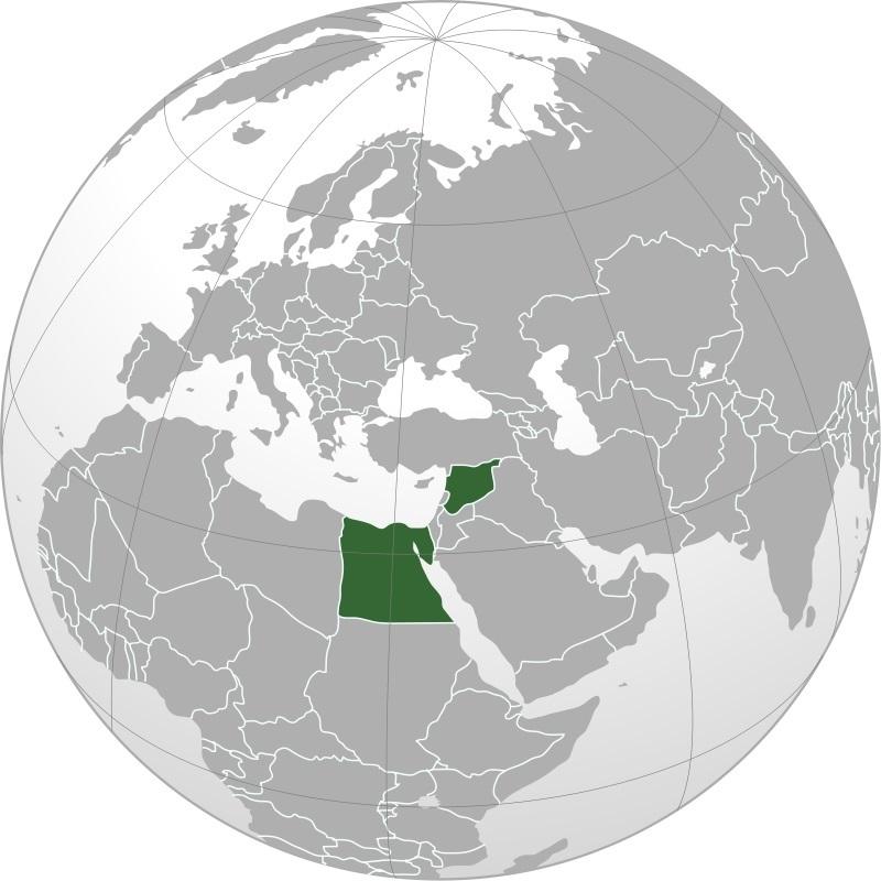 アラブ連合共和国