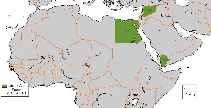 """幻想に過ぎない""""アラブ民族""""主義 ~ エジプトのナセルという「おバカ」"""