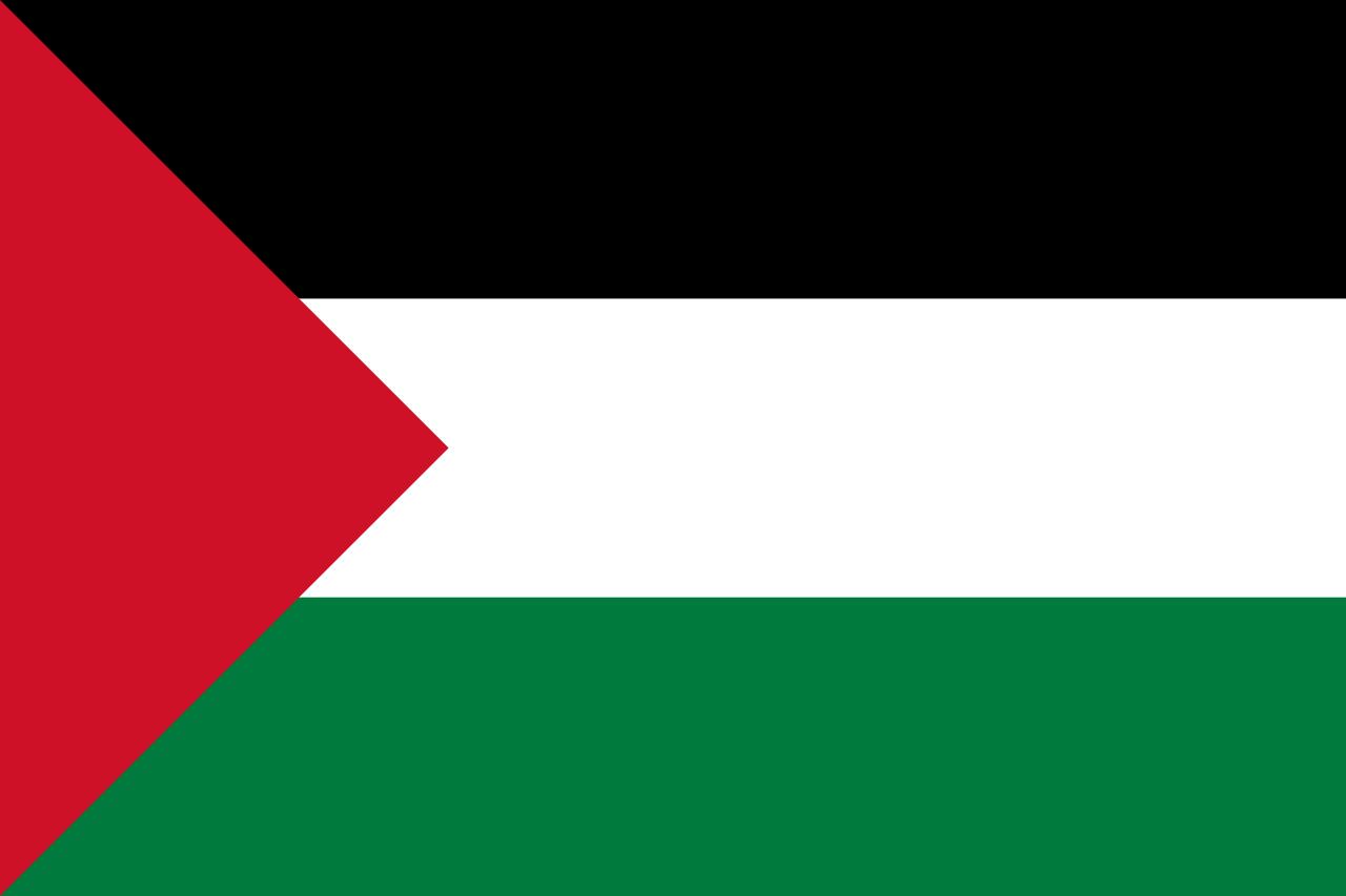 ヒジャーズ王国の国旗