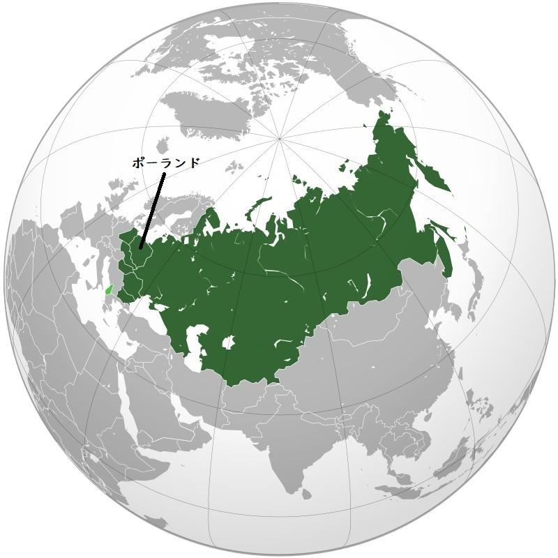 ワルシャワ条約機構 1990年当時の加盟国 (緑) 脱退した加盟国(アルバニア)(黄緑)