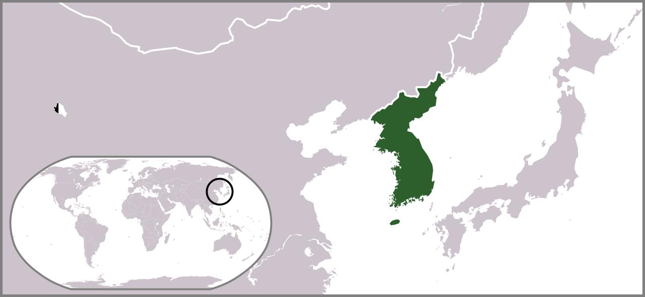 朝鮮人民共和国