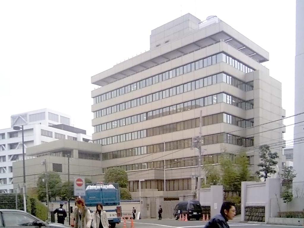 在日本朝鮮人総聯合会中央本部