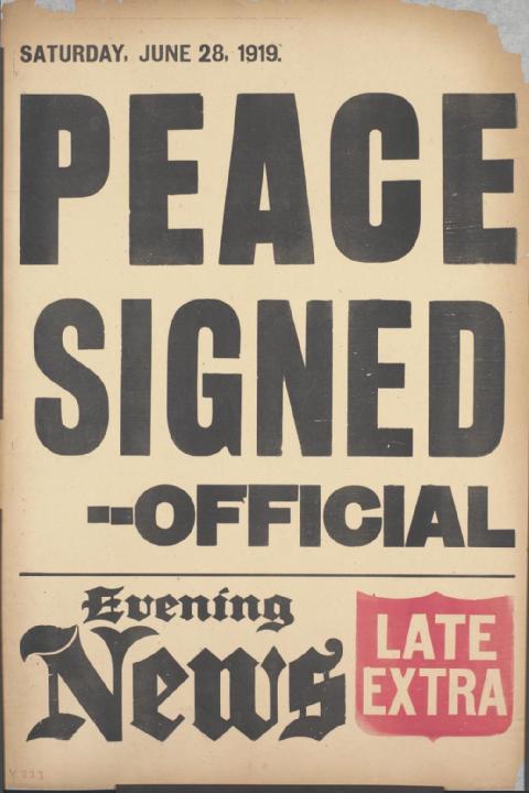 Evening_News_placard_Versailles_Treaty_signed_June_28_1919.jpg
