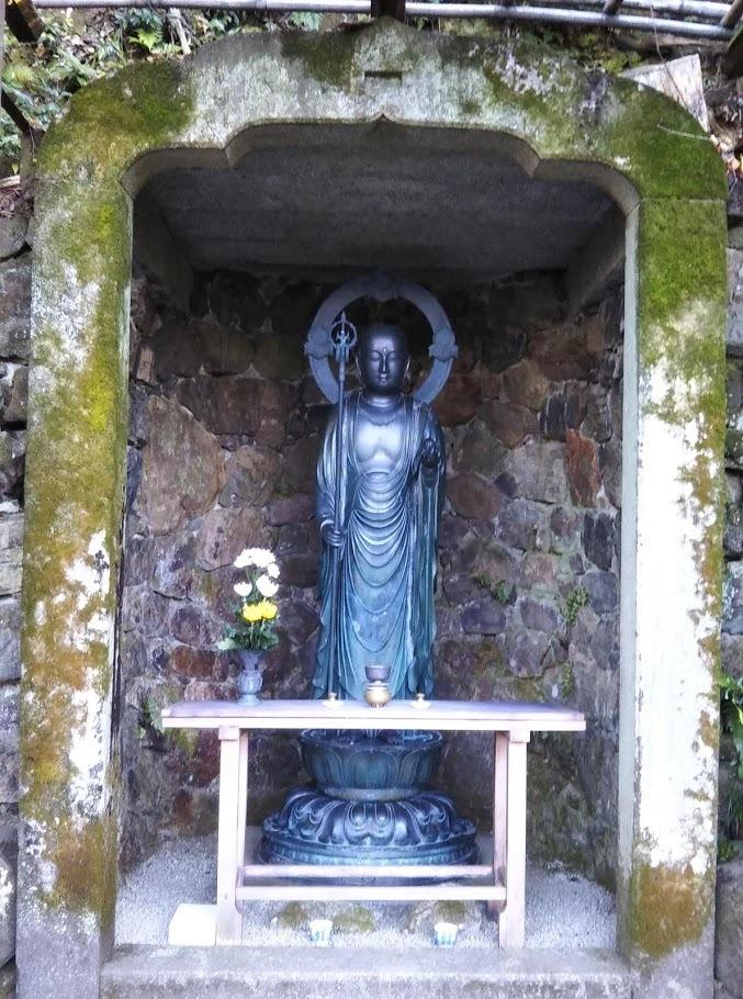 法然院 仏像