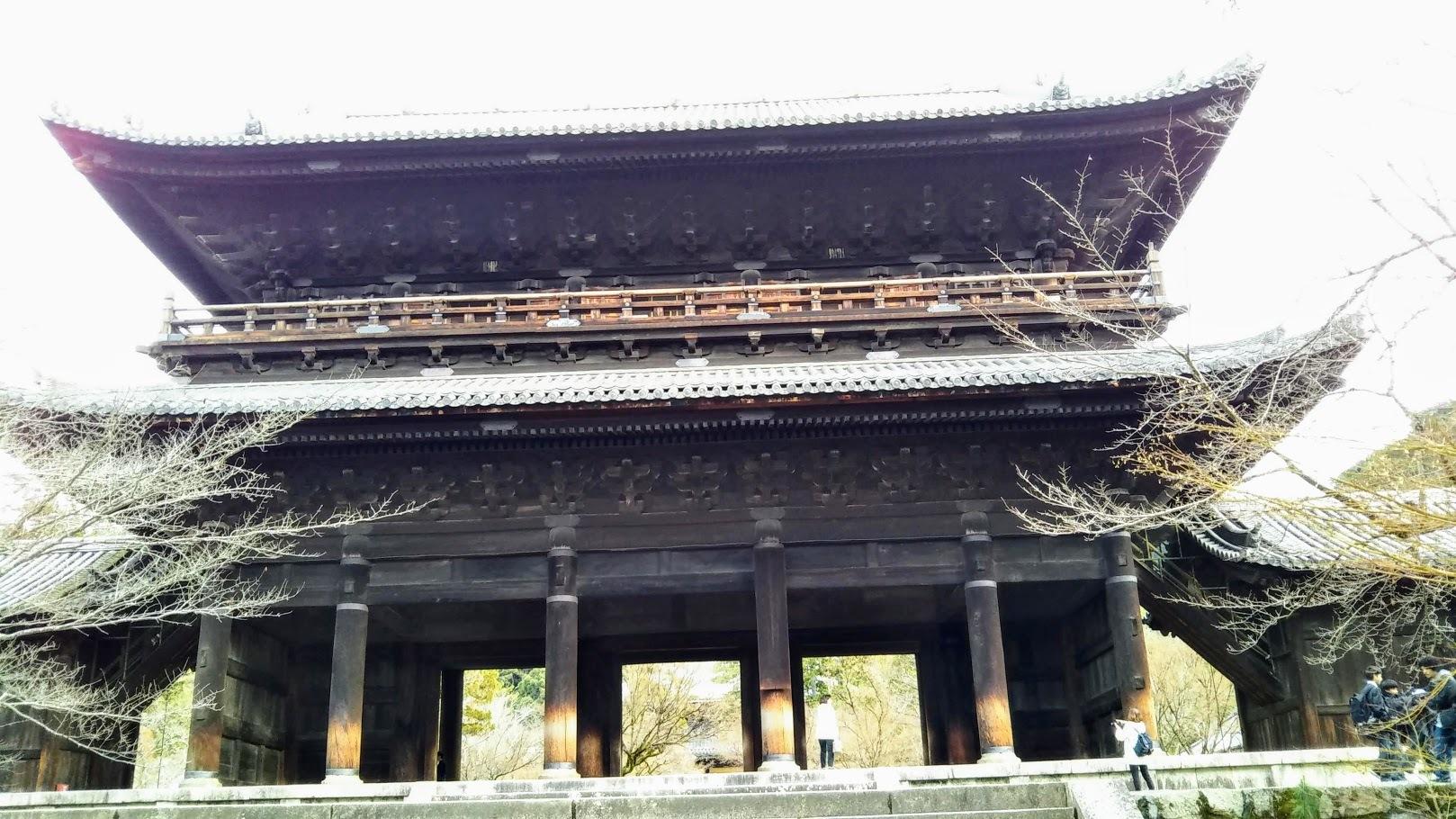 南禅寺 山門