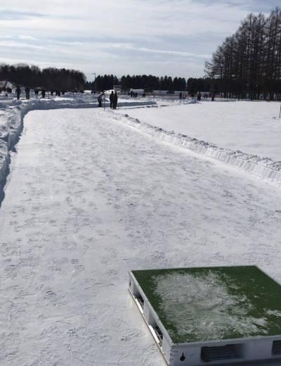 帯広の森雪中パークゴルフ場 (6)