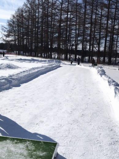帯広の森雪中パークゴルフ場 (8)