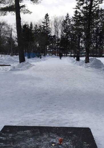札内ガーデン温泉PG-雪上特設コース (5)