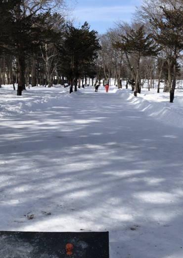札内ガーデン温泉PG-雪上特設コース (6)