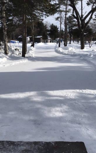 札内ガーデン温泉PG-雪上特設コース (9)