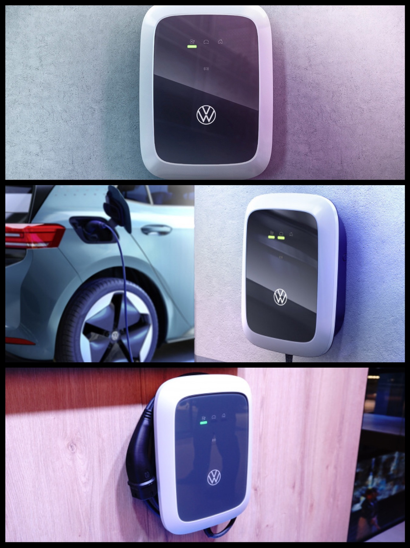 VW ID. Charger EV充電器