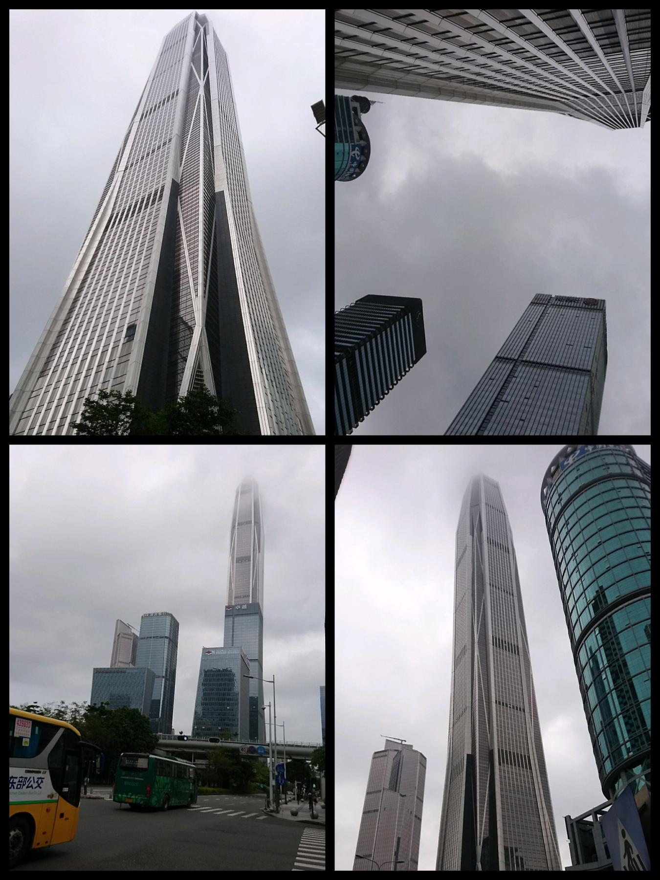中国 深セン深圳に行った