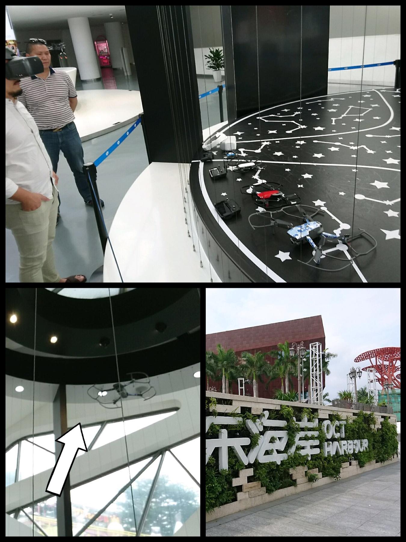 中国 深セン深圳に行った ドローンメーカーDJI本社