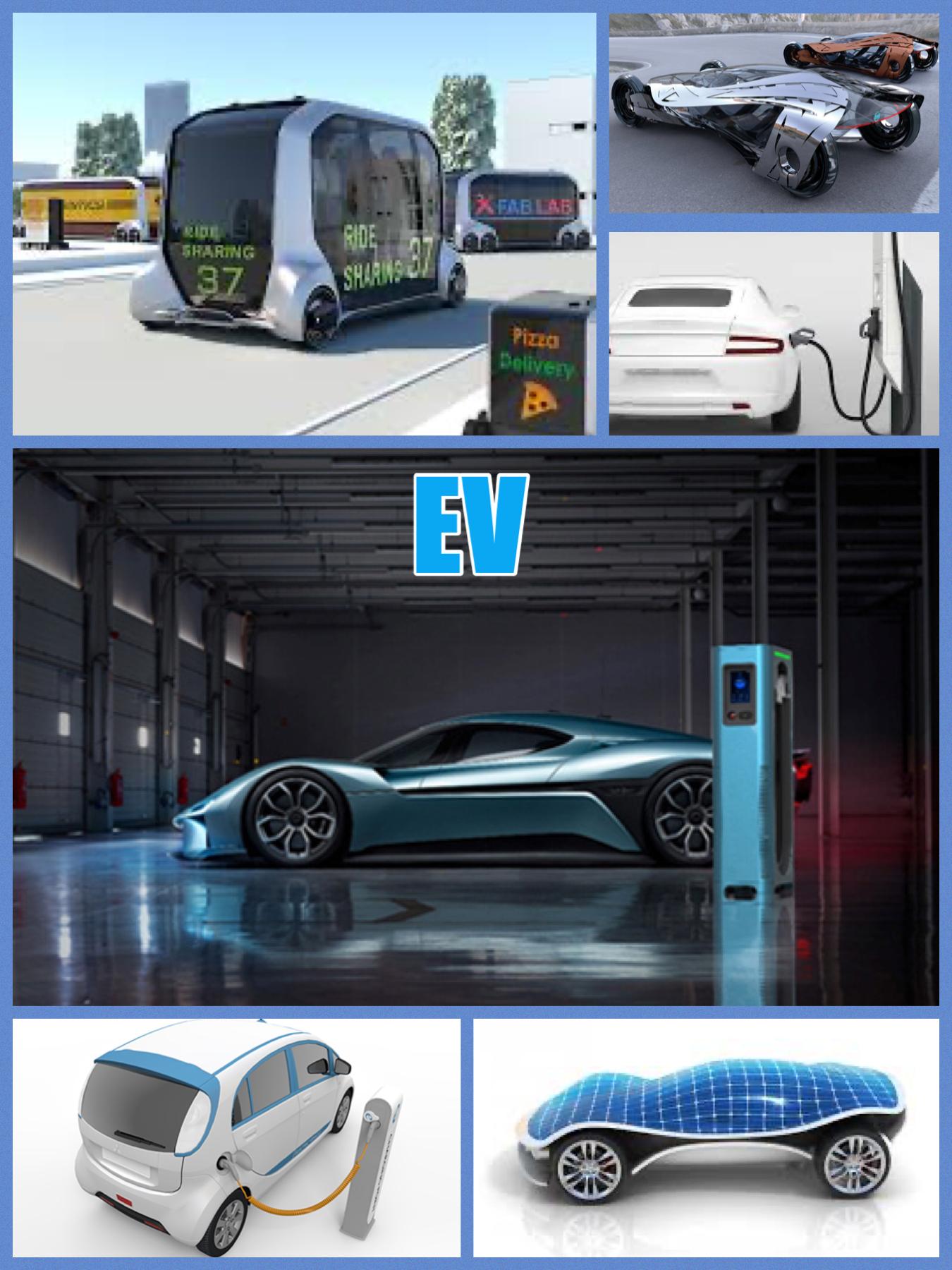 電気自動車 EV 未来の電気自動車