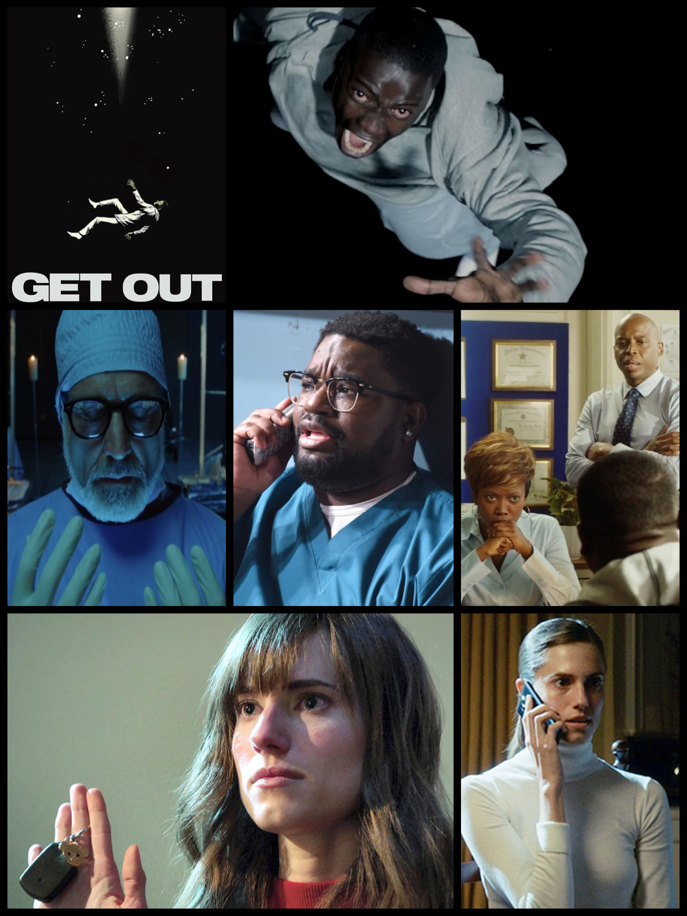 米映画「GET OUT」ゲットアウト