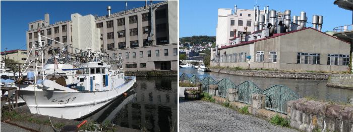 20191010小樽運河2