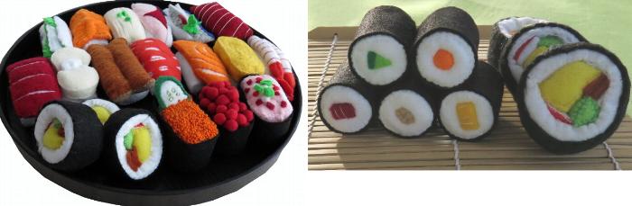 移動用寿司2