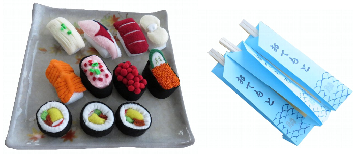 移動用寿司3