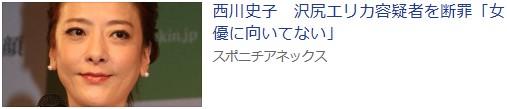 ⑮沢尻エリカがMDMAで逮捕!矢田亜希子&押尾学-西川史子&河井案里!