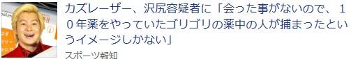 ⑬【指定魔薬団沢尻会】メンバーに闇迫や綾野剛や海老蔵!
