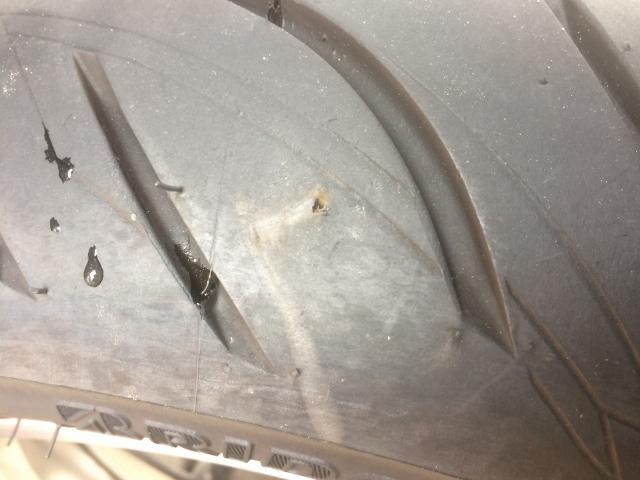 パンク修理洗車 (14)