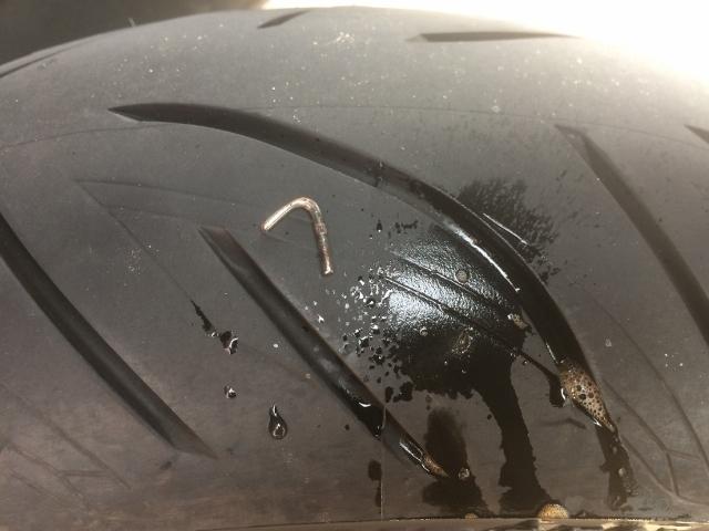 パンク修理洗車 (16)