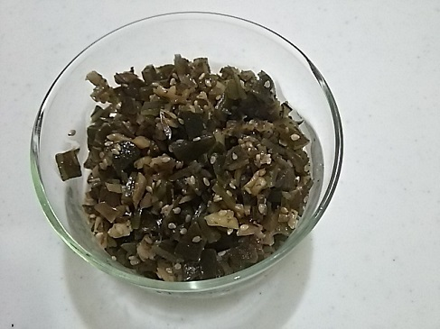 玄米菜食10