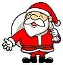 サンタクロース11