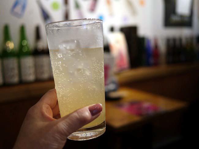日本酒原価酒場