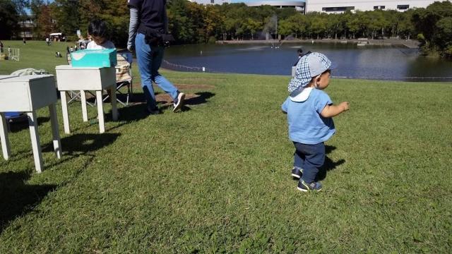 池に行きたい!