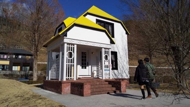 茂木町の重要文化財、大正年間の2×4建築