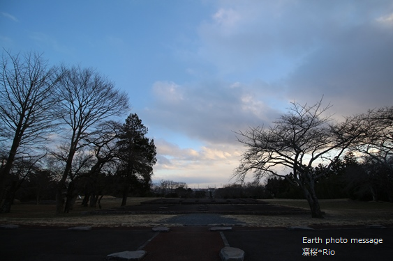 Earth photo message237 感覚