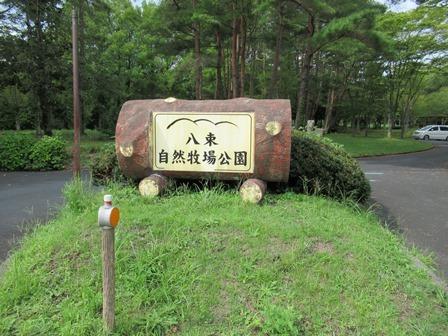 八束自然牧場公園1