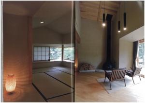 高橋修一:軽井沢の舎