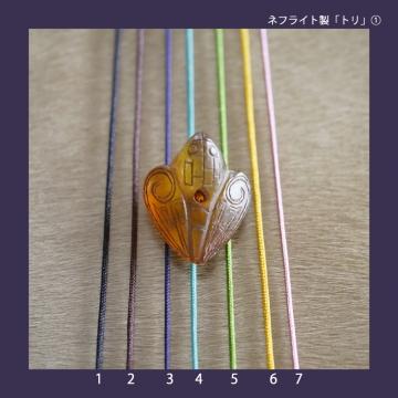 トリと紐の色 (2)