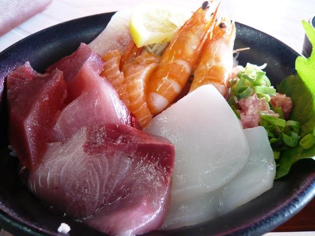 げんき横町:本日の海鮮丼2