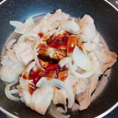 豚ばらスタミナ弁当2