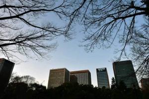 Morning Sky, Tokyo